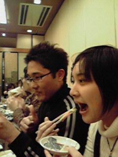 加賀田さんと柳原さん